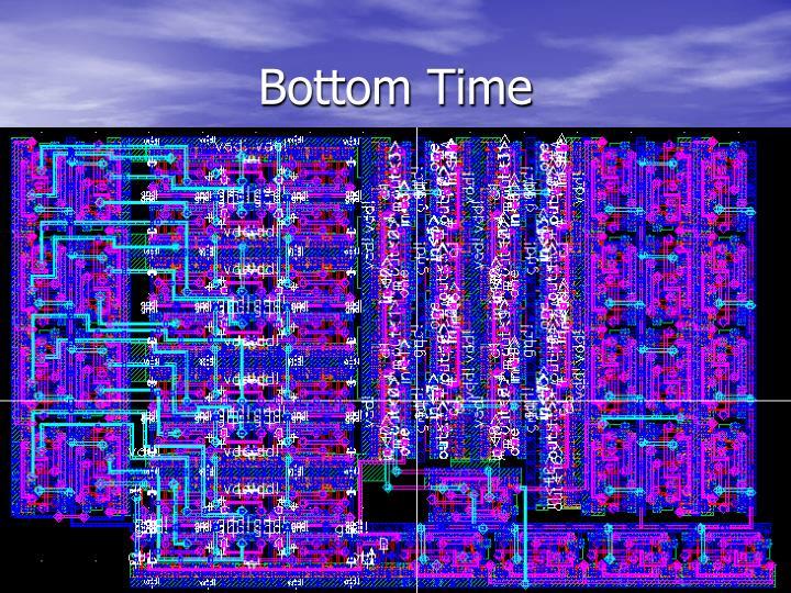 Bottom Time