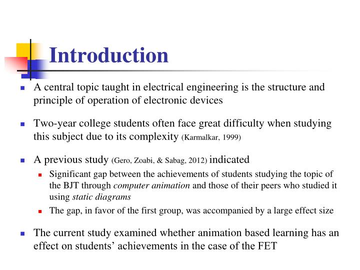 powerpoint topics for college students