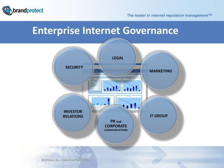 Enterprise Internet Governance