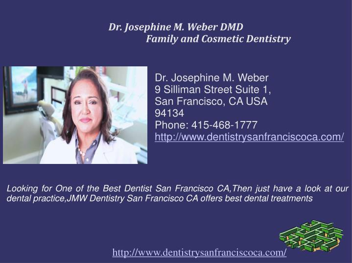 dr josephine m weber dmd family and cosmetic dentistry n.