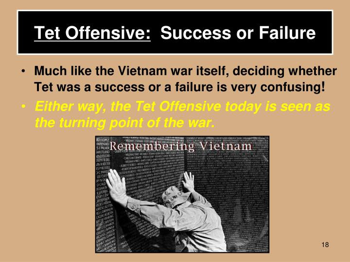 explain why the tet offensive could What was the significance of the tet offensive and why was it so damaging to the us war effort.