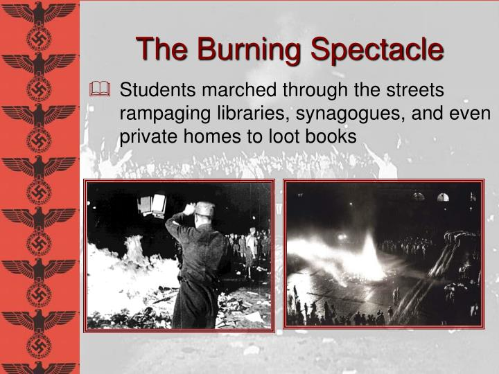 The Burning Spectacle
