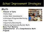 school improvement strategies1