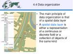 4 4 data organization