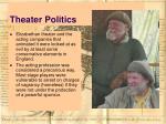 theater politics1