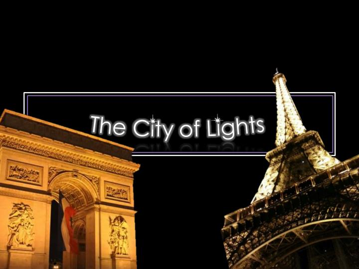 the city of lights n.