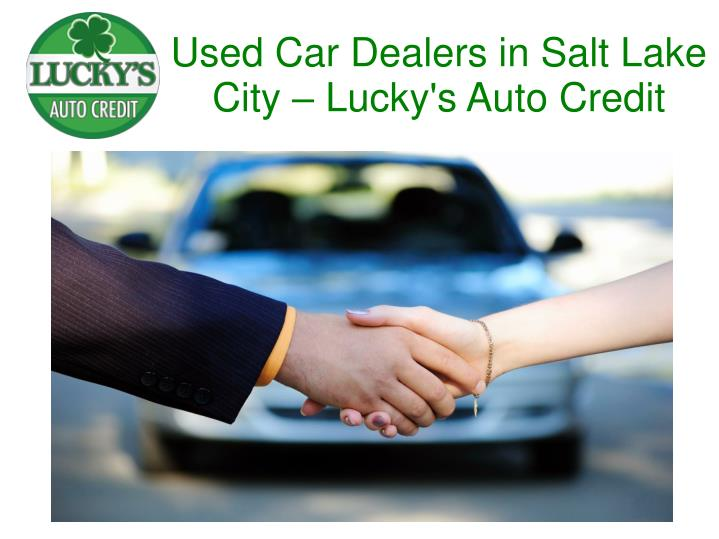 used car dealers in salt lake city lucky s auto credit n.
