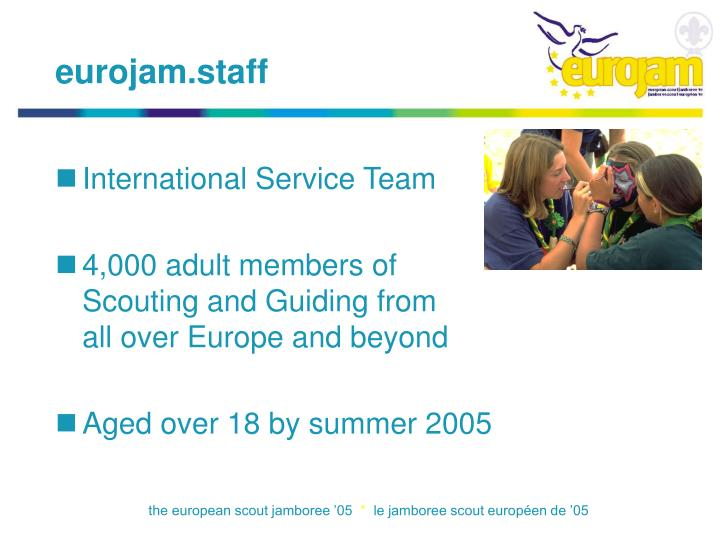 eurojam.staff