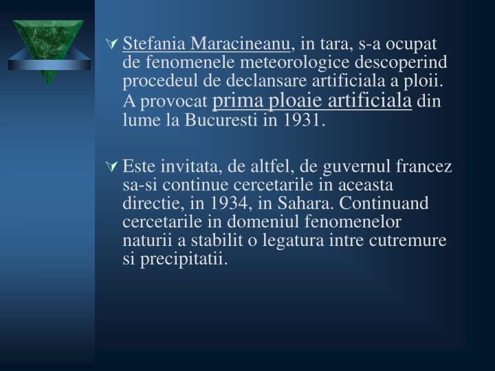 Stefania Maracineanu