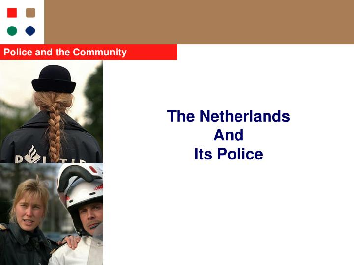 Police and the Community