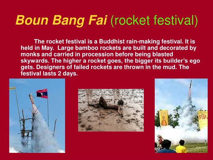 Boun Bang Fai