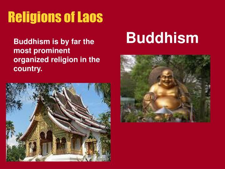 Religions of Laos