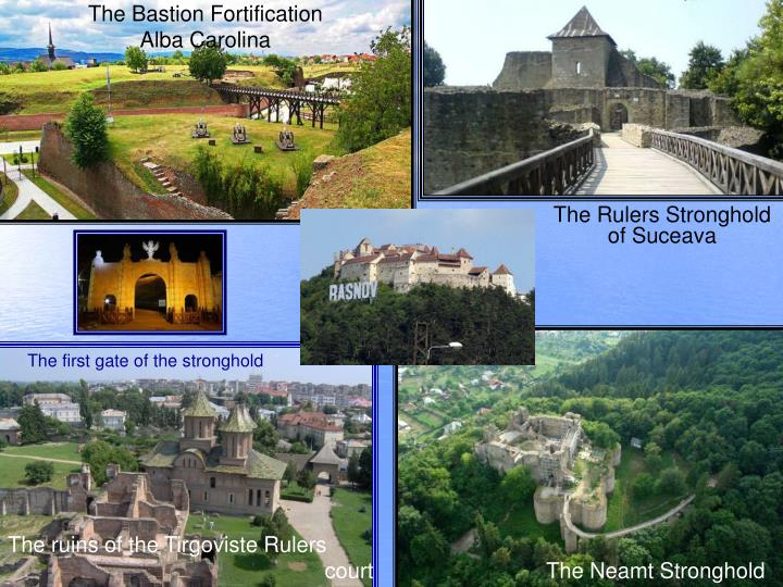 The Bastion Fortification