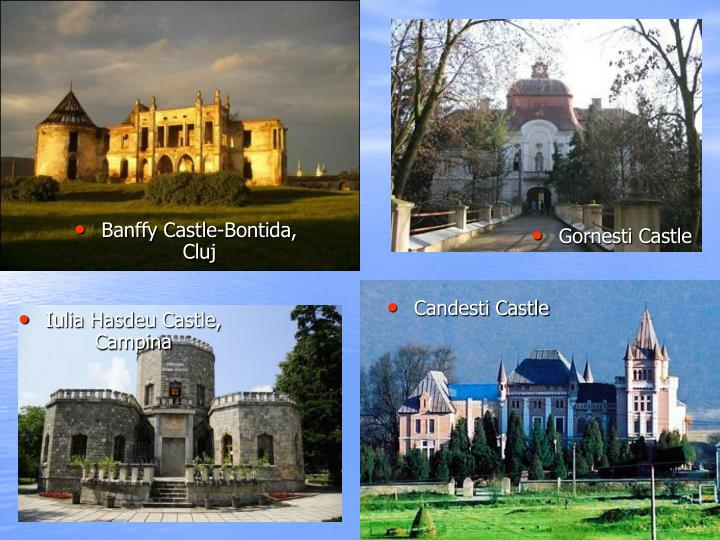 Banffy Castle-Bontida, Cluj