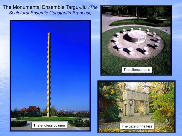 The Monumental Ensemble
