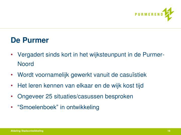 De Purmer