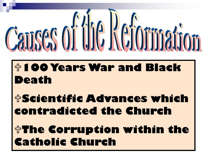 fragmentation of the protestant church essay The literature of the protestant reformation homework help questions discuss the impact of the reformation on english literature the reformation was a religious movement that affected every.