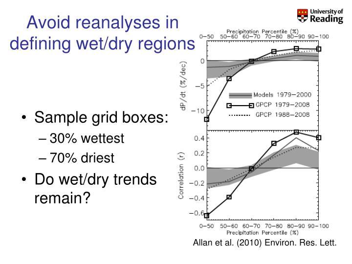 Sample grid boxes:
