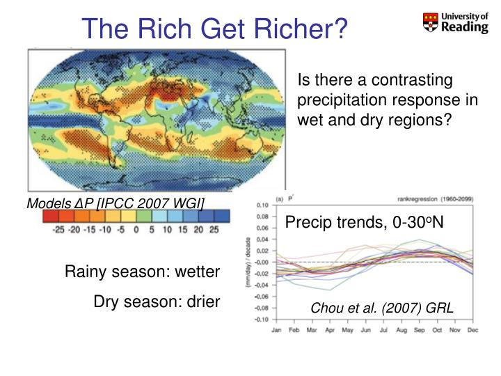 The Rich Get Richer?