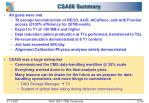 csa06 summary