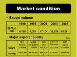 market condition1