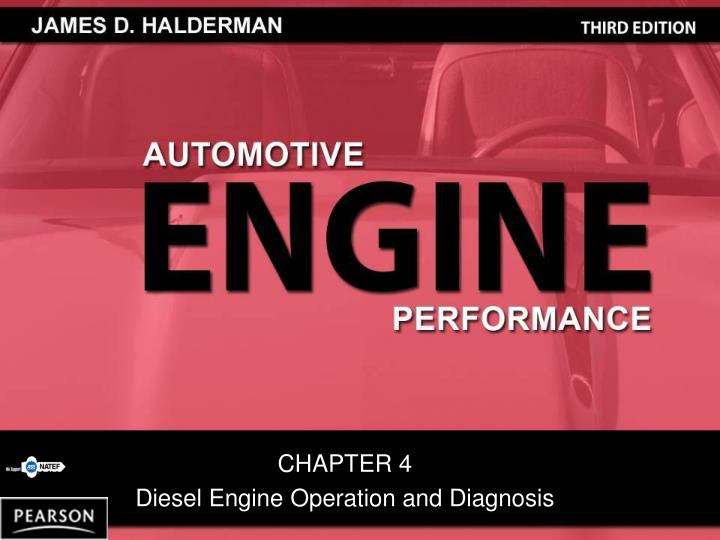 chapter 4 diesel engine operation and diagnosis n.