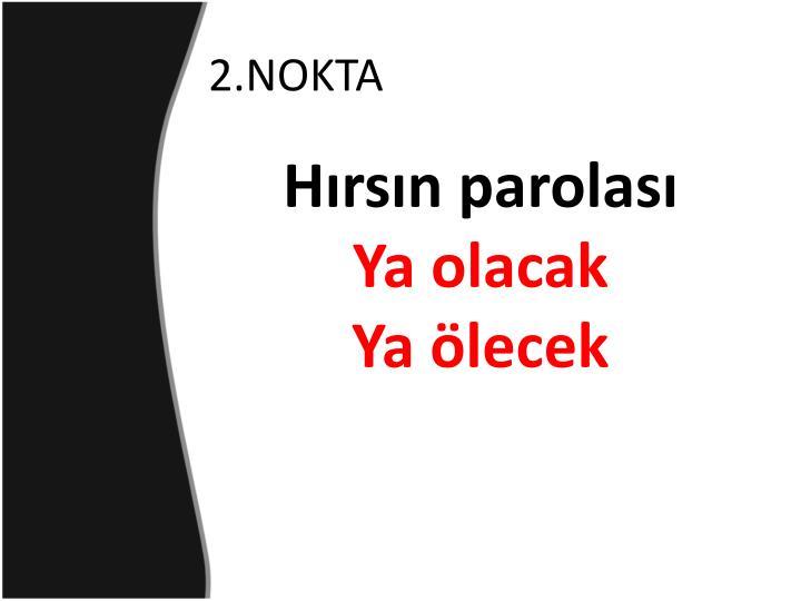 2.NOKTA