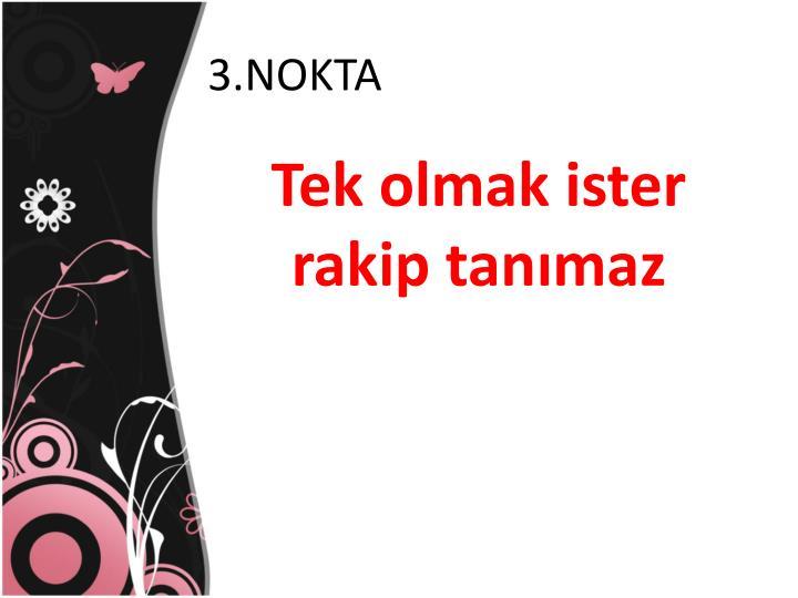 3.NOKTA