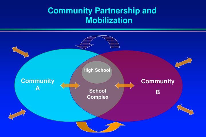 Community Partnership and Mobilization