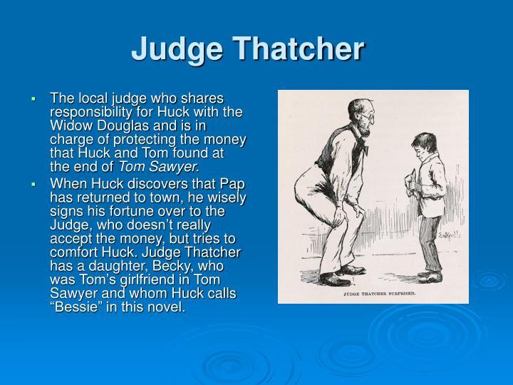 Judge Thatcher