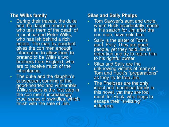 The Wilks family
