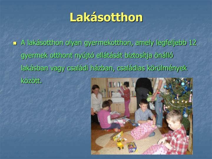 Lakásotthon