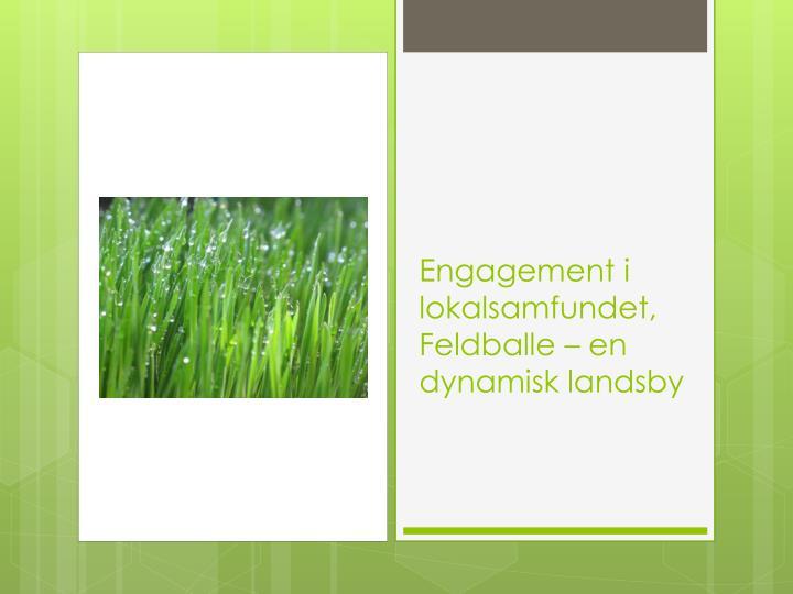 Engagement i