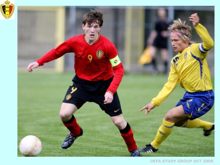 A belga labdar g sz vets g technikai oszt lya a m k d s