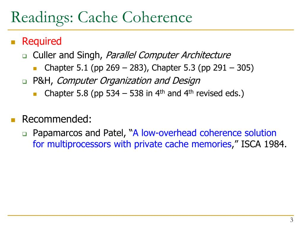 Ppt 18 447 Computer Architecture Lecture 30b Multiprocessors Powerpoint Presentation Id 4158863