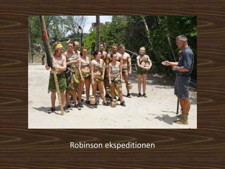 Robinson ekspeditionen