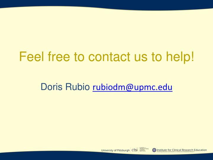 Feel free to contact us to help!