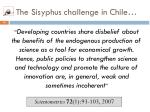 the sisyphus challenge in chile1