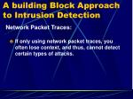 a building block approach to intrusion detection7