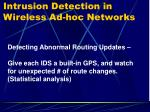 intrusion detection in wireless ad hoc networks3
