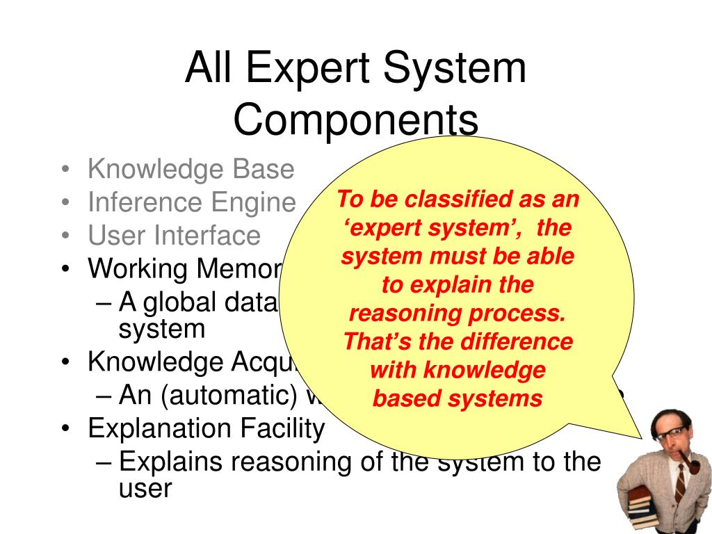PPT - IDDS: Rules-based Expert Systems PowerPoint Presentation - ID