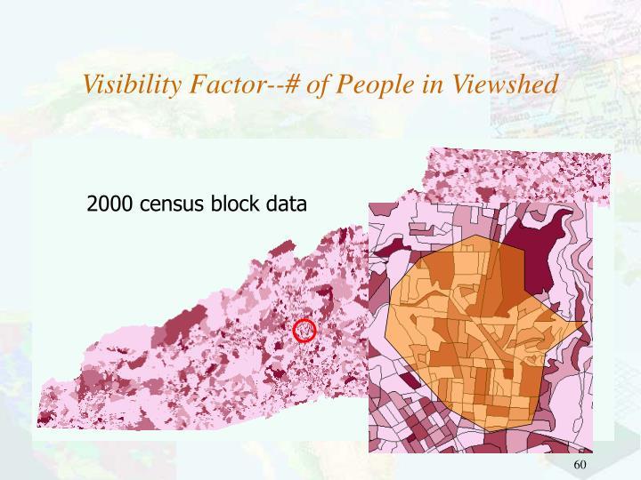 2000 census block data