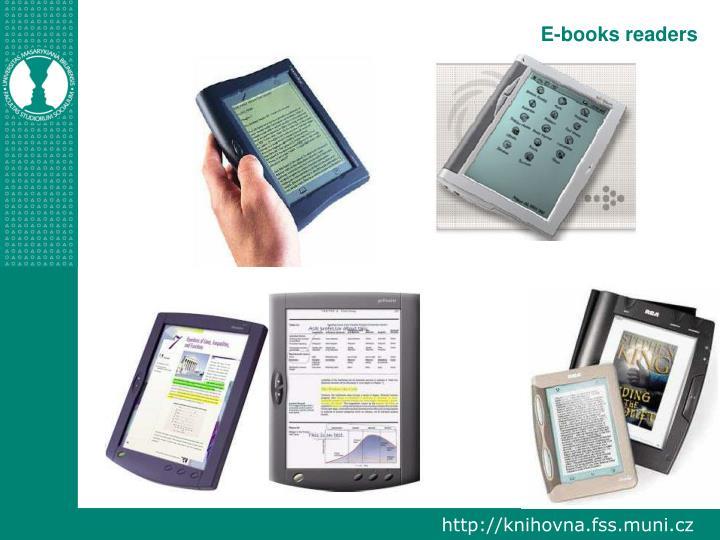 E-books readers