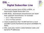 dsl digital subscriber line2