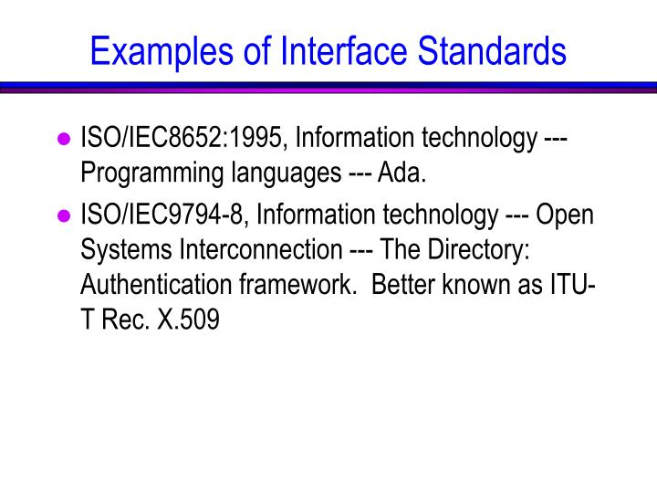 ISO/IEC8652:1995, Information technology --- Programming languages --- Ada.