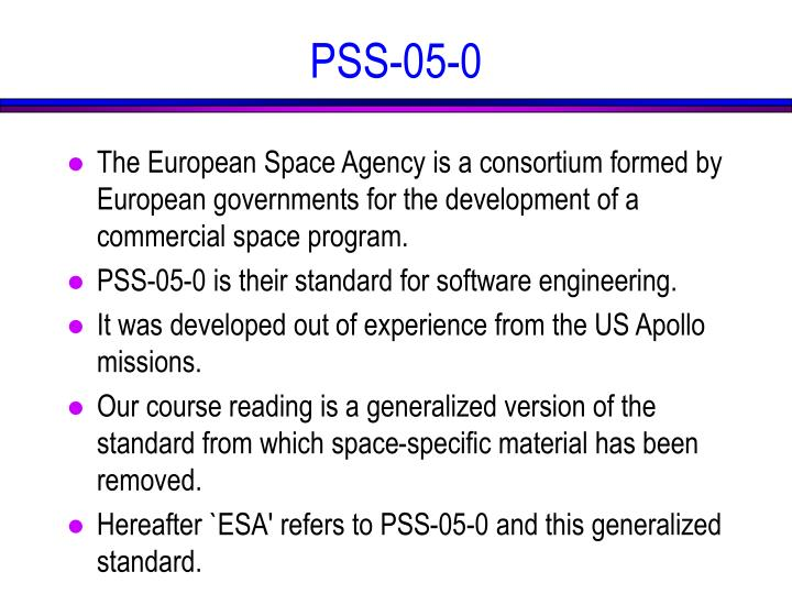 The European Space Agency is a consortium formed by European governments for the development of a commercial space program.