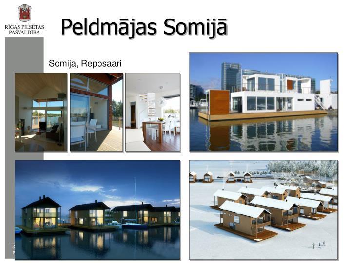 Peldmājas Somijā