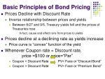 basic principles of bond pricing1