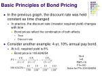basic principles of bond pricing3