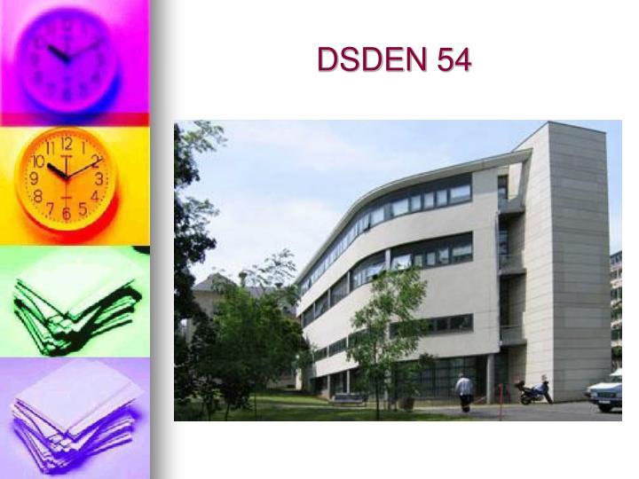 Dsden 54